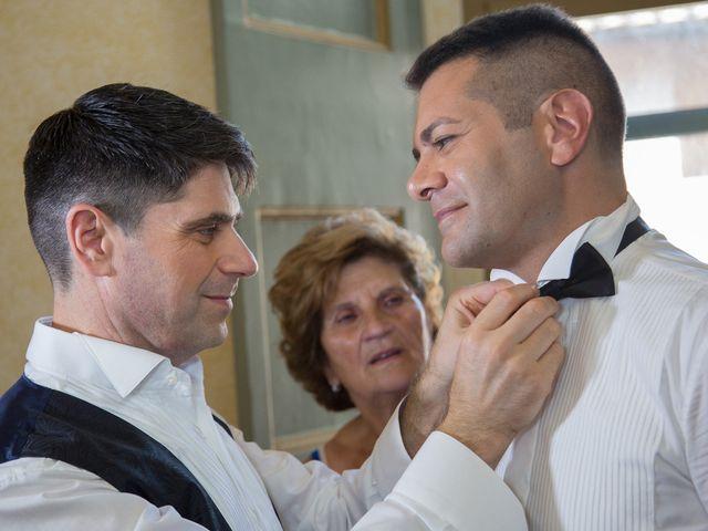 Il matrimonio di Gianluca e Flavio a Fiumicino, Roma 11