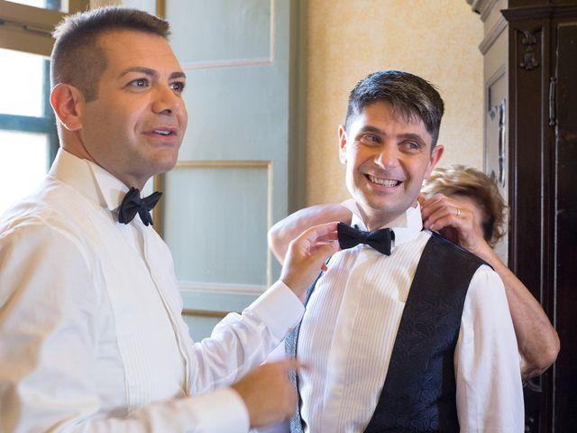 Il matrimonio di Gianluca e Flavio a Fiumicino, Roma 14