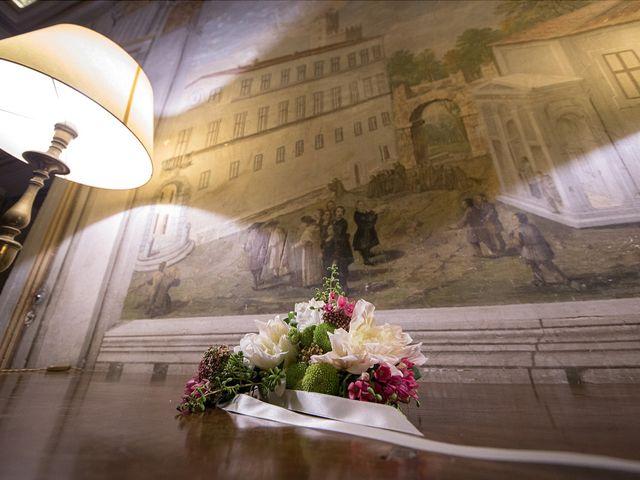 Il matrimonio di Gianluca e Flavio a Fiumicino, Roma 23