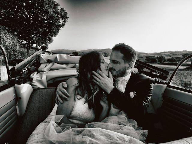 Il matrimonio di Alessandra e Gianluca a Parma, Parma 65