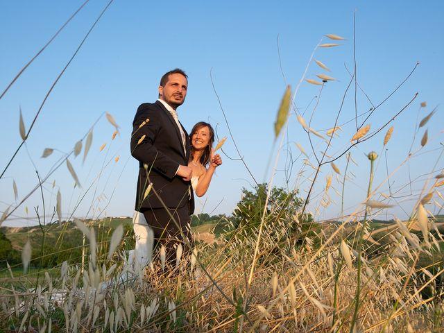 Il matrimonio di Alessandra e Gianluca a Parma, Parma 76