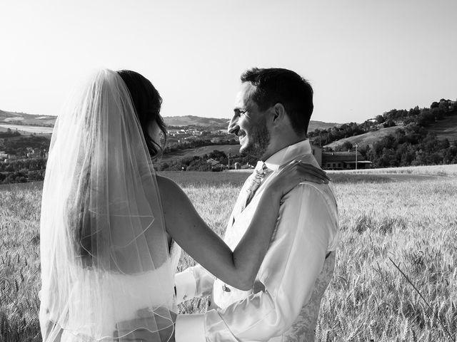 Il matrimonio di Alessandra e Gianluca a Parma, Parma 86