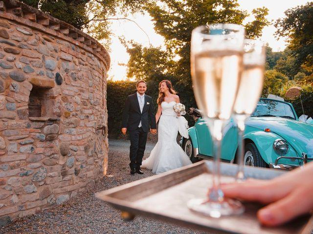 Il matrimonio di Alessandra e Gianluca a Parma, Parma 88