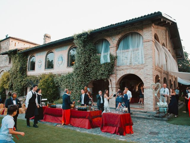 Il matrimonio di Alessandra e Gianluca a Parma, Parma 89