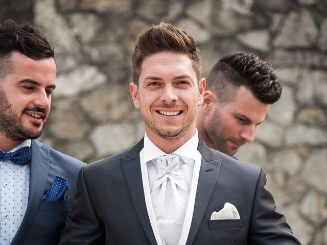 Il matrimonio di Andrea e Deborah a Ponteranica, Bergamo 27