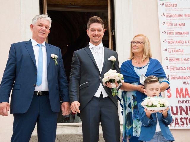 Il matrimonio di Andrea e Deborah a Ponteranica, Bergamo 28