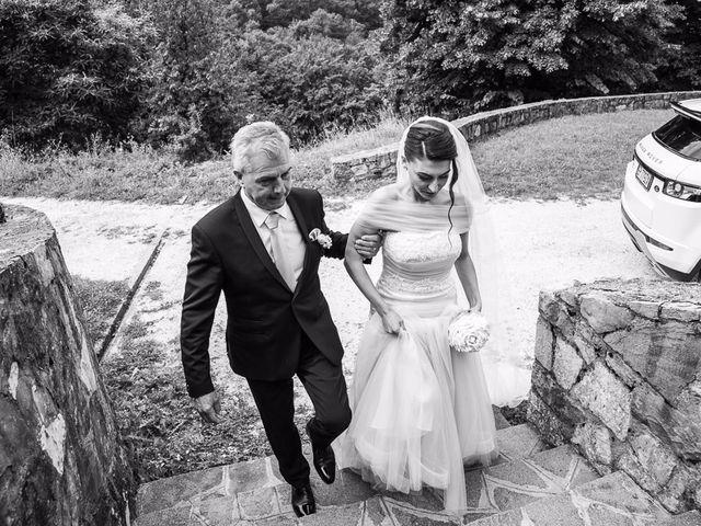Il matrimonio di Andrea e Deborah a Ponteranica, Bergamo 30