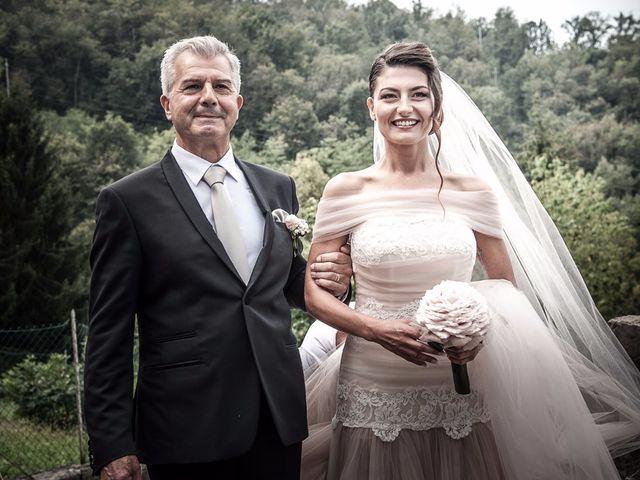 Il matrimonio di Andrea e Deborah a Ponteranica, Bergamo 31