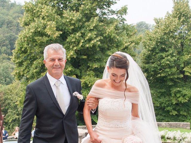 Il matrimonio di Andrea e Deborah a Ponteranica, Bergamo 32
