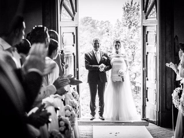 Il matrimonio di Andrea e Deborah a Ponteranica, Bergamo 35