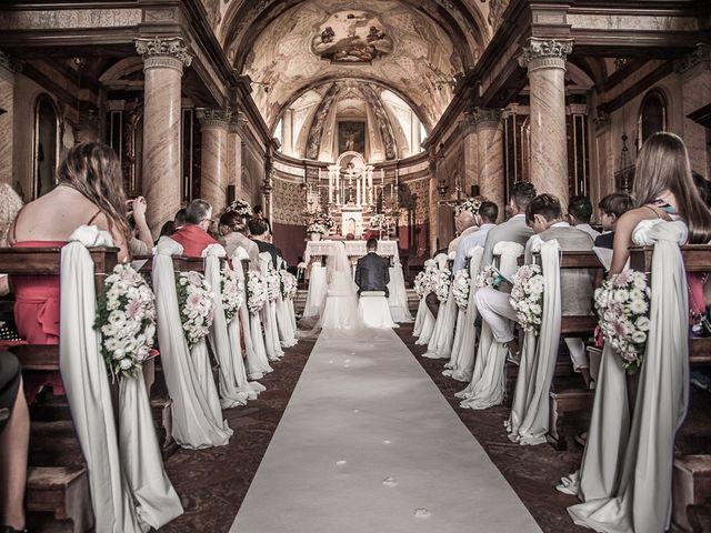 Il matrimonio di Andrea e Deborah a Ponteranica, Bergamo 38