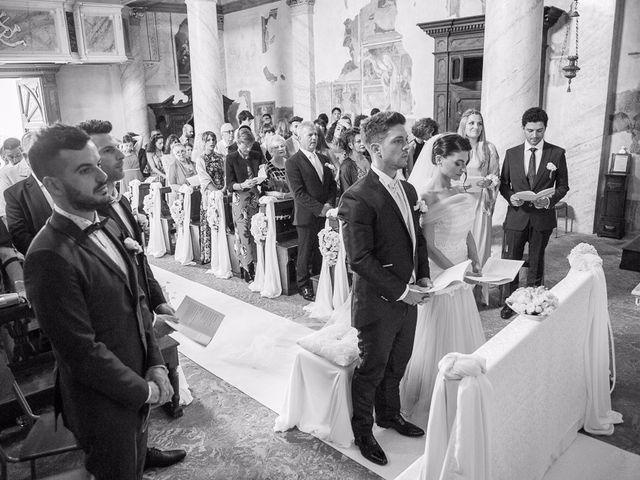 Il matrimonio di Andrea e Deborah a Ponteranica, Bergamo 39