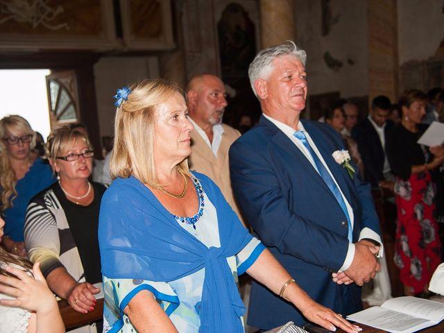 Il matrimonio di Andrea e Deborah a Ponteranica, Bergamo 40