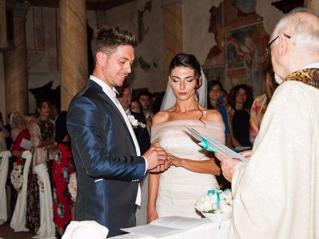 Il matrimonio di Andrea e Deborah a Ponteranica, Bergamo 42