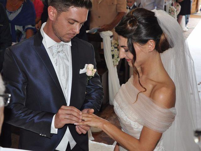 Il matrimonio di Andrea e Deborah a Ponteranica, Bergamo 44