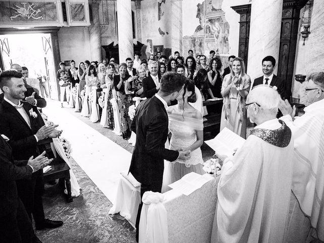 Il matrimonio di Andrea e Deborah a Ponteranica, Bergamo 48