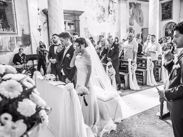 Il matrimonio di Andrea e Deborah a Ponteranica, Bergamo 52