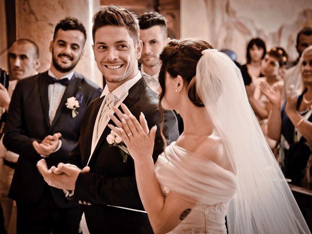 Il matrimonio di Andrea e Deborah a Ponteranica, Bergamo 53
