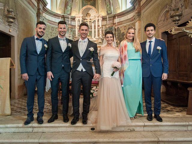 Il matrimonio di Andrea e Deborah a Ponteranica, Bergamo 64