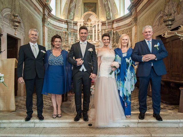 Il matrimonio di Andrea e Deborah a Ponteranica, Bergamo 65