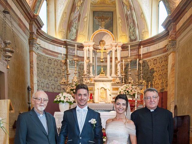 Il matrimonio di Andrea e Deborah a Ponteranica, Bergamo 68