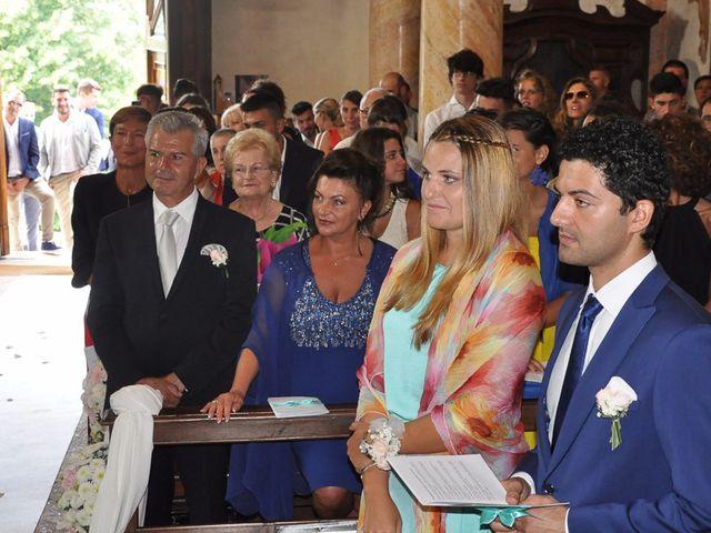 Il matrimonio di Andrea e Deborah a Ponteranica, Bergamo 69