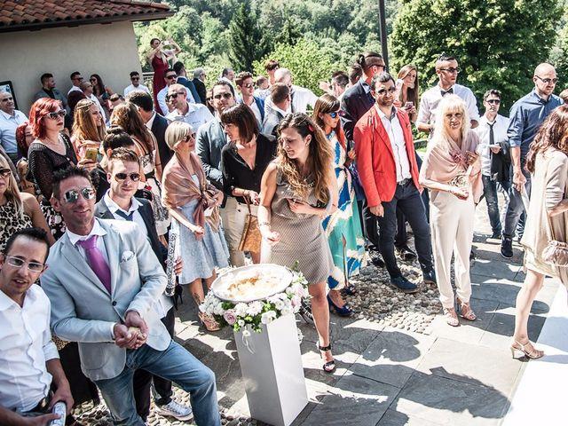 Il matrimonio di Andrea e Deborah a Ponteranica, Bergamo 70
