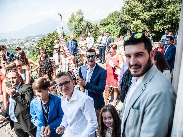 Il matrimonio di Andrea e Deborah a Ponteranica, Bergamo 71