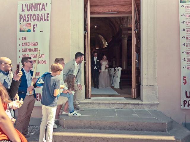 Il matrimonio di Andrea e Deborah a Ponteranica, Bergamo 72