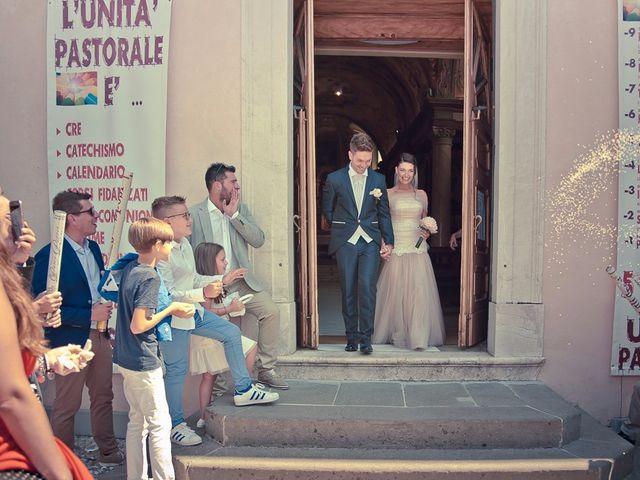 Il matrimonio di Andrea e Deborah a Ponteranica, Bergamo 73