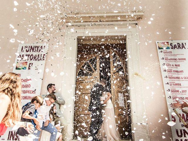 Il matrimonio di Andrea e Deborah a Ponteranica, Bergamo 76