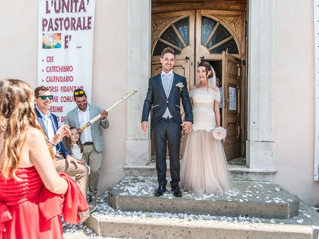 Il matrimonio di Andrea e Deborah a Ponteranica, Bergamo 78