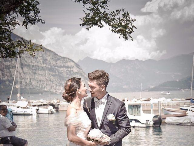 Il matrimonio di Andrea e Deborah a Ponteranica, Bergamo 79