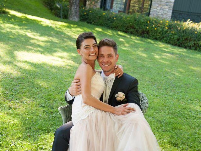 Il matrimonio di Andrea e Deborah a Ponteranica, Bergamo 89