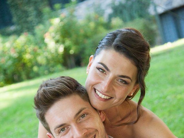 Il matrimonio di Andrea e Deborah a Ponteranica, Bergamo 93
