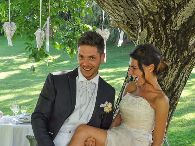 Il matrimonio di Andrea e Deborah a Ponteranica, Bergamo 99