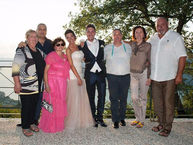 Il matrimonio di Andrea e Deborah a Ponteranica, Bergamo 114