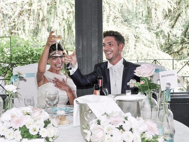 Il matrimonio di Andrea e Deborah a Ponteranica, Bergamo 119