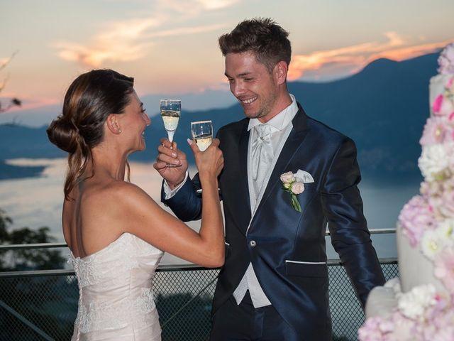 Il matrimonio di Andrea e Deborah a Ponteranica, Bergamo 127