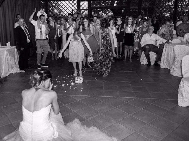 Il matrimonio di Andrea e Deborah a Ponteranica, Bergamo 132