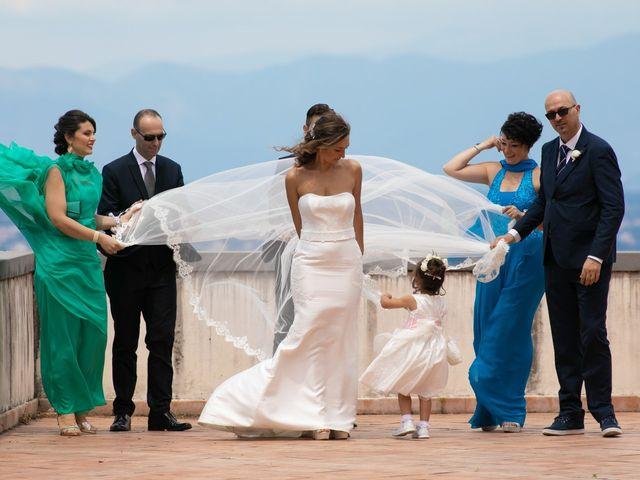 Il matrimonio di Anna e Carlo a Boscotrecase, Napoli 11