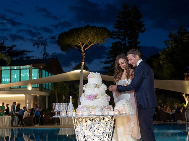 Il matrimonio di Anna e Carlo a Boscotrecase, Napoli 23