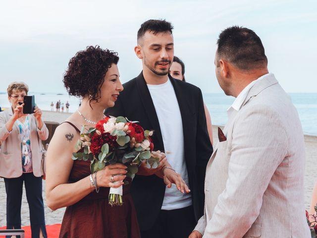 Il matrimonio di Stefano e Elisa a Comacchio, Ferrara 33