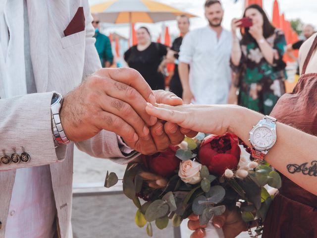 Il matrimonio di Stefano e Elisa a Comacchio, Ferrara 35