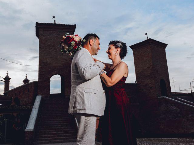 Il matrimonio di Stefano e Elisa a Comacchio, Ferrara 36