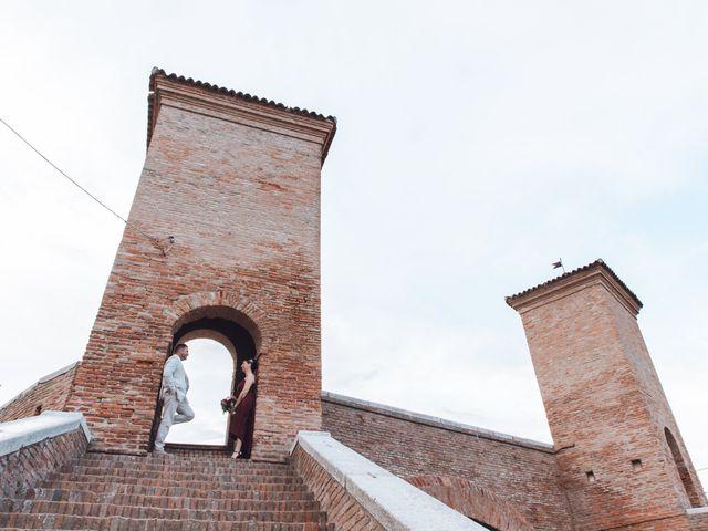 Il matrimonio di Stefano e Elisa a Comacchio, Ferrara 39