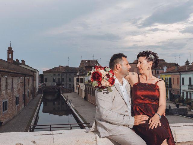 Il matrimonio di Stefano e Elisa a Comacchio, Ferrara 40