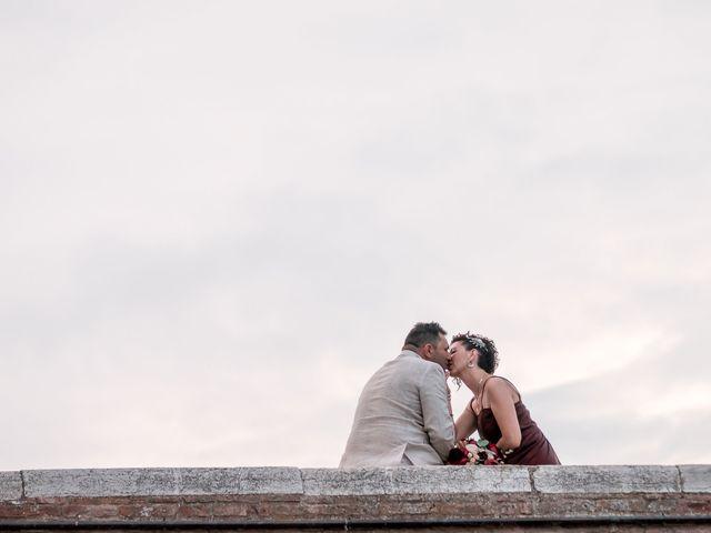 Il matrimonio di Stefano e Elisa a Comacchio, Ferrara 42