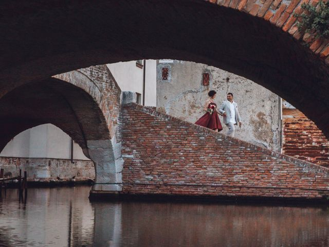 Il matrimonio di Stefano e Elisa a Comacchio, Ferrara 43