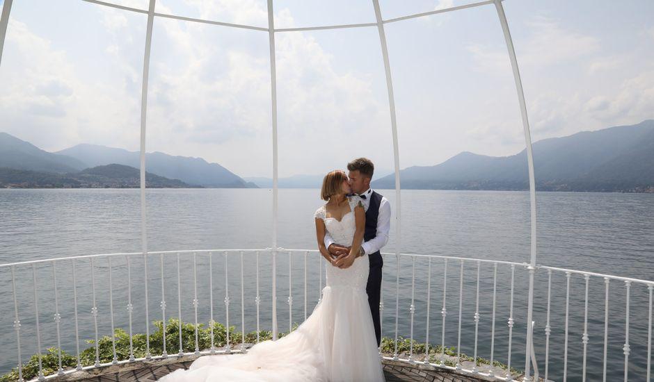 Il matrimonio di Nicola e Cinzia a Luino, Varese